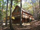 1BR Cabin Vacation Rental in Paw Paw, West Virginia