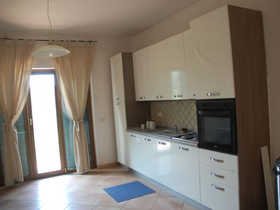 Photo for Wonderful apartment in villa with independent entrance