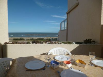 Photo for One bedroom Apartment, sleeps 4 in Le Barcarès