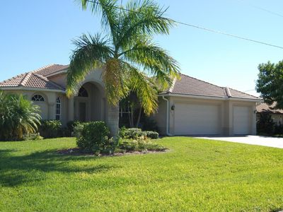 Photo for Holiday house Cape Coral for 4 - 8 persons with 4 bedrooms - Holiday house