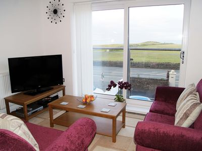 Photo for New Apartment with Stunning Sea Views and Surfing Beaches Nearby