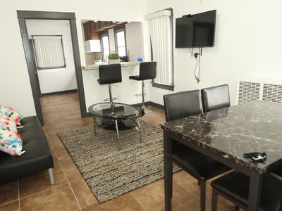 Photo for FULL FURNISHED 1 Br./1 Bath. APARTMENT Across from USC
