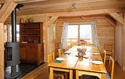 Photo for 8BR Chalet Vacation Rental in LES DEUX ALPES