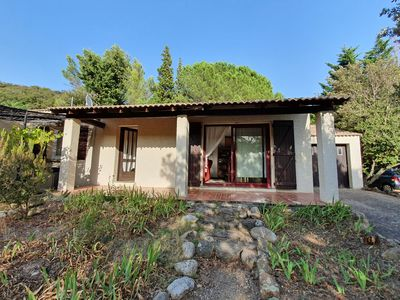 Photo for Cozy Holiday Home in Pierrerue with Private Pool