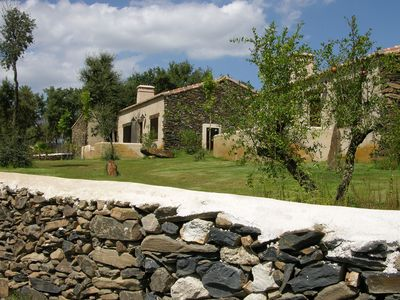 Photo for Holiday home, located on a 5 hectare estate