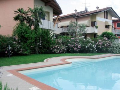Photo for Apartment La Madonnina (LAZ263) in Lazise - 5 persons, 2 bedrooms