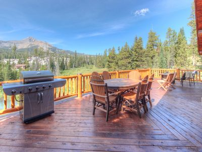 Photo for 4BR Cabin Vacation Rental in Big Sky, Montana