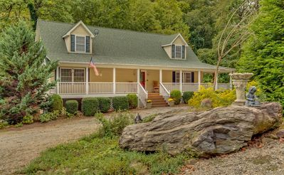 Photo for Rushing Waters Retreat | Pacolet River Frontage | 20 Min. to TIEC