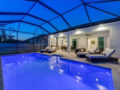 Photo for Luxurious, Modern Brand New Pool Home ** 5 Star Accomodations
