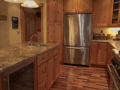 Photo for Tahoe Pines Lake Side of 89, Old Tahoe Setting, New Inside Comfort! - Easy Walk to Beach