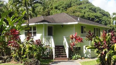 Photo for Pineapple Cottage B&B  Vacation Rental Haiku Maui, Lic#BBPHt2015/0011 SUP2