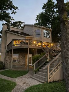 Photo for Beautiful Water Front Home on Lake Conroe