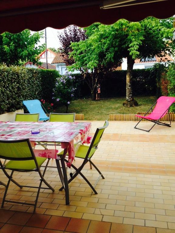 barbecue charbon appartement rez de jardin