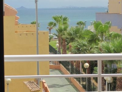 Photo for 2 bedroom apartment with sea views