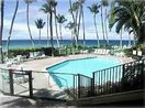 Ocean front pool adjacent to our Gourmet Restaurant & Lounge