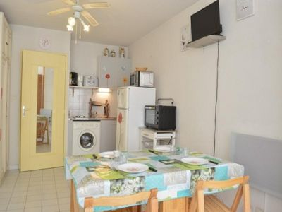 Photo for Apartment Le Grau-du-Roi, 1 room, 4 persons