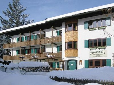 Photo for Holiday flats Haus Concordia, Bad Wiessee am Tegernsee  in Bayerische Alpen - 2 persons, 1 bedroom