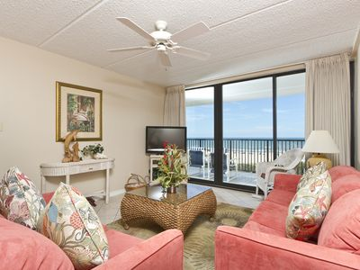 Photo for 2 bedroom 2 bath beachfront condo - 409