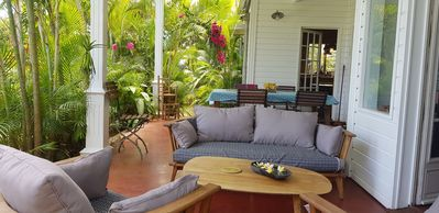 Photo for Creole wooden villa