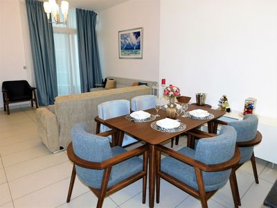 Photo for Amazing Sea View Apartment in Palm Jumeirah