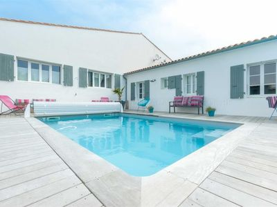 Photo for GREAT HOUSE FOR THE SUMMER WITH SWIMMING POOL & SPA FOR 6 PEOPLE