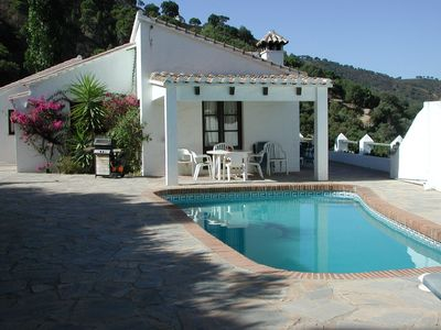 Photo for Modern Holiday Home in Casares with Private Pool