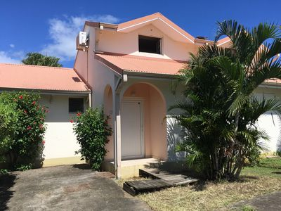 Photo for Saint Anne, furnished house type F3 up to 6 people near the beaches