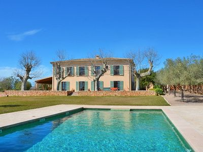 Photo for Luxury finca in a romantic olive grove