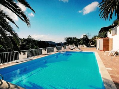 Photo for 5 bedroom Villa, sleeps 4 with Air Con, FREE WiFi and Walk to Beach & Shops