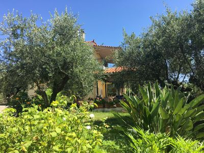Photo for Holiday apartment in the country, close to the beach, wifi | Messenia, Peloponne