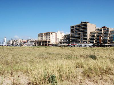 Photo for Luxurious apartment with sea view on the boulevard of Noordwijk.