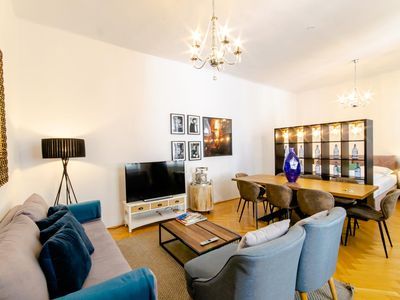 Photo for 3BR Apartment Vacation Rental in Wien, Wien
