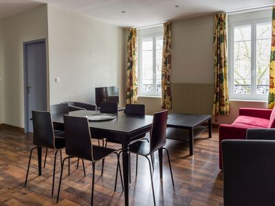 Photo for L'Appart HZ Beautiful apartment for 6 people classified 3 stars