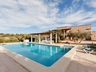 Photo for Finca Ca Na Siona (020109) - Country house for 10 people in Alcúdia