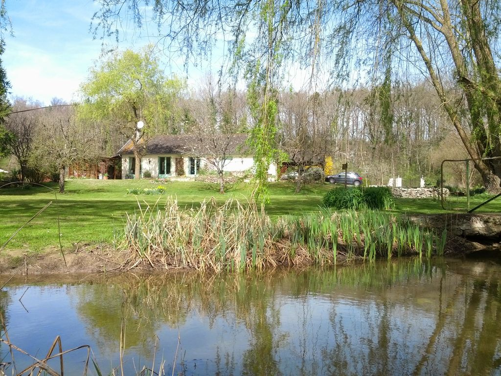 a case of nature in the heart of the castles of the Loire