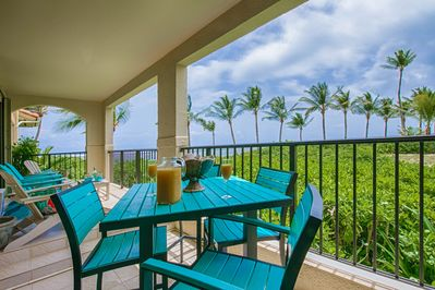 Island Paradise is the closes condo to the beach in Pelican Cove Complex with the best unobstructed views you can find here. Best of all its on the first floor and steps from the sand. No other condo offers this view and convenience to the beach.