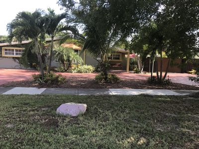 Photo for Apartment in beautiful Palmetto Bay Apt with own entrance and car port.