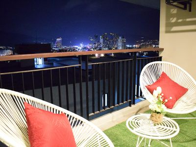 Photo for Sea View Studio in the center of Patong