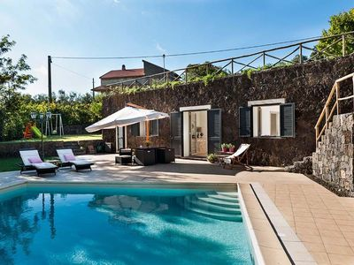 Photo for 2 bedroom Villa, sleeps 4 with Pool, Air Con, FREE WiFi and Walk to Shops