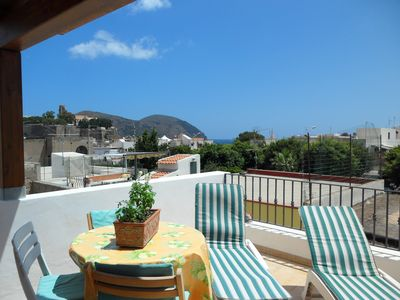 Photo for Charming, self-catering accommodation in Lipari!