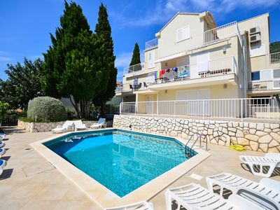 Photo for Modern family Ap, close to beaches with parking  (8+2) in Cavtat