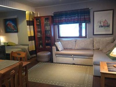 Photo for Vacation home Lystikämän tupa in Rovaniemi - 4 persons, 1 bedrooms