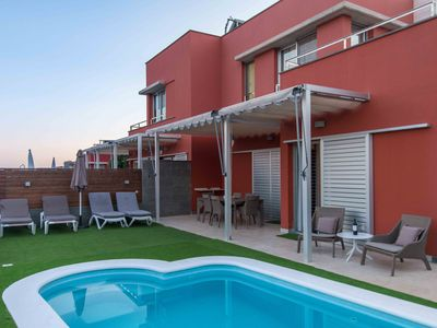 Photo for Villa on golf course with private pool by Lightbooking