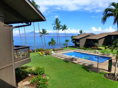 Photo for Fabulous Ocean Views from your Private Lanai - Paradise Sunsets!