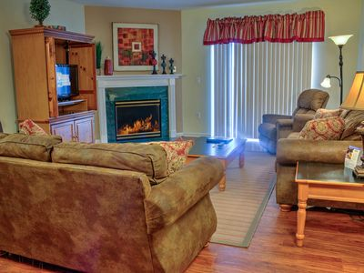 Photo for 2 BR • Hardwood • Dollywood Admission • Private Balcony w/City View