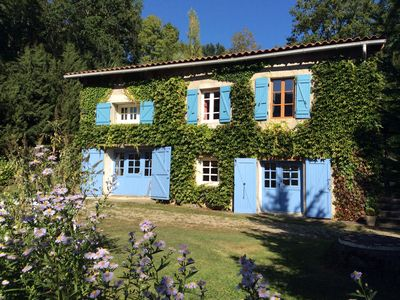 Photo for 19th Century Cottage in Ariege Countryside