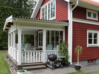 Photo for Vacation home Eksjö in Hult - 7 persons, 4 bedrooms