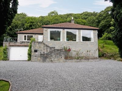 Photo for 4 bedroom property in Aberystwyth. Pet friendly.