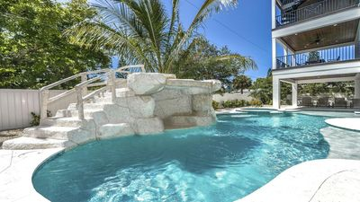 Photo for Sleeps 21 in this 9 Bedroom Home with ELEVATOR! CLOSE TO BEACHES!