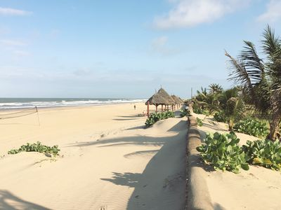 Mikida House is a villa 150 meters from the Indian Ocean